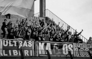 """Il Gruppo Ultras KAOS 1996 aderisce all'iniziativa """"No footbal without fans"""""""