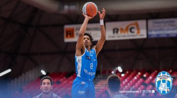 L'Orlandina cede solo all'overtime. Piacenza vince 91-87